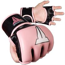 Pink Competition MMA Gloves
